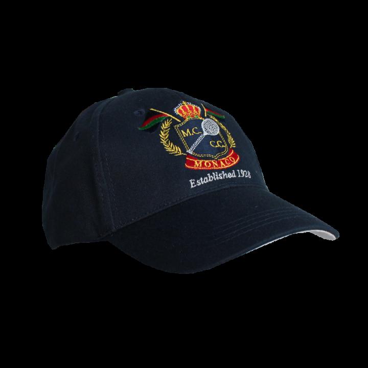 cappello navy visiera 1