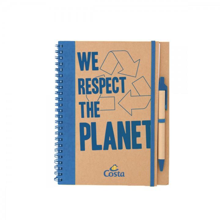 agenda riciclata